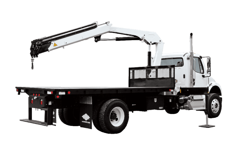 Folding Boom Truck Crane 10 tonnes & under