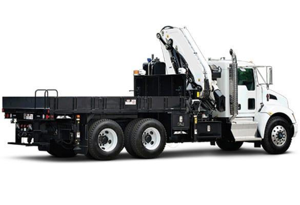 Folding Boom Truck Crane - 22 Tonnes and Under | BC & Yukon